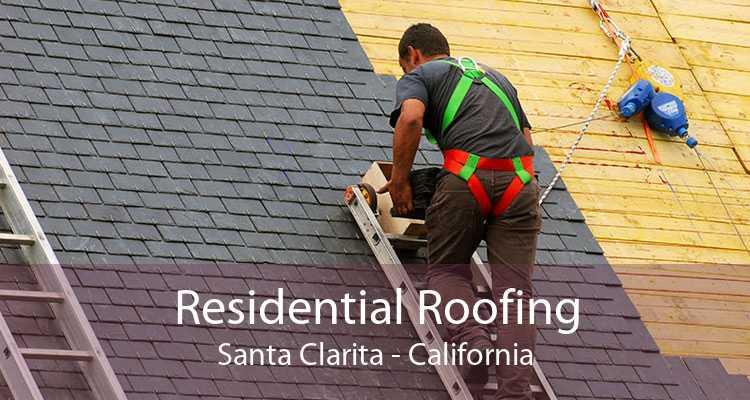 Residential Roofing Santa Clarita - California