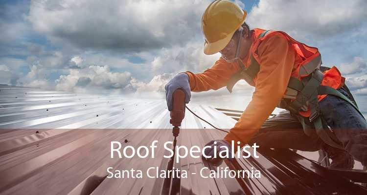 Roof Specialist Santa Clarita - California